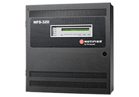 Notifier NFS-320   Suppression Systems